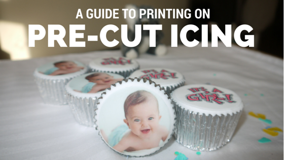 A guide to printing on pre-cut icing sheets