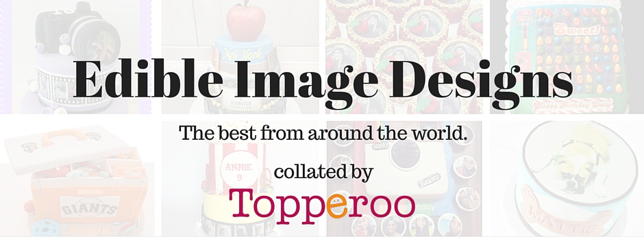Edible Image Designs - the best designs collated from around the web